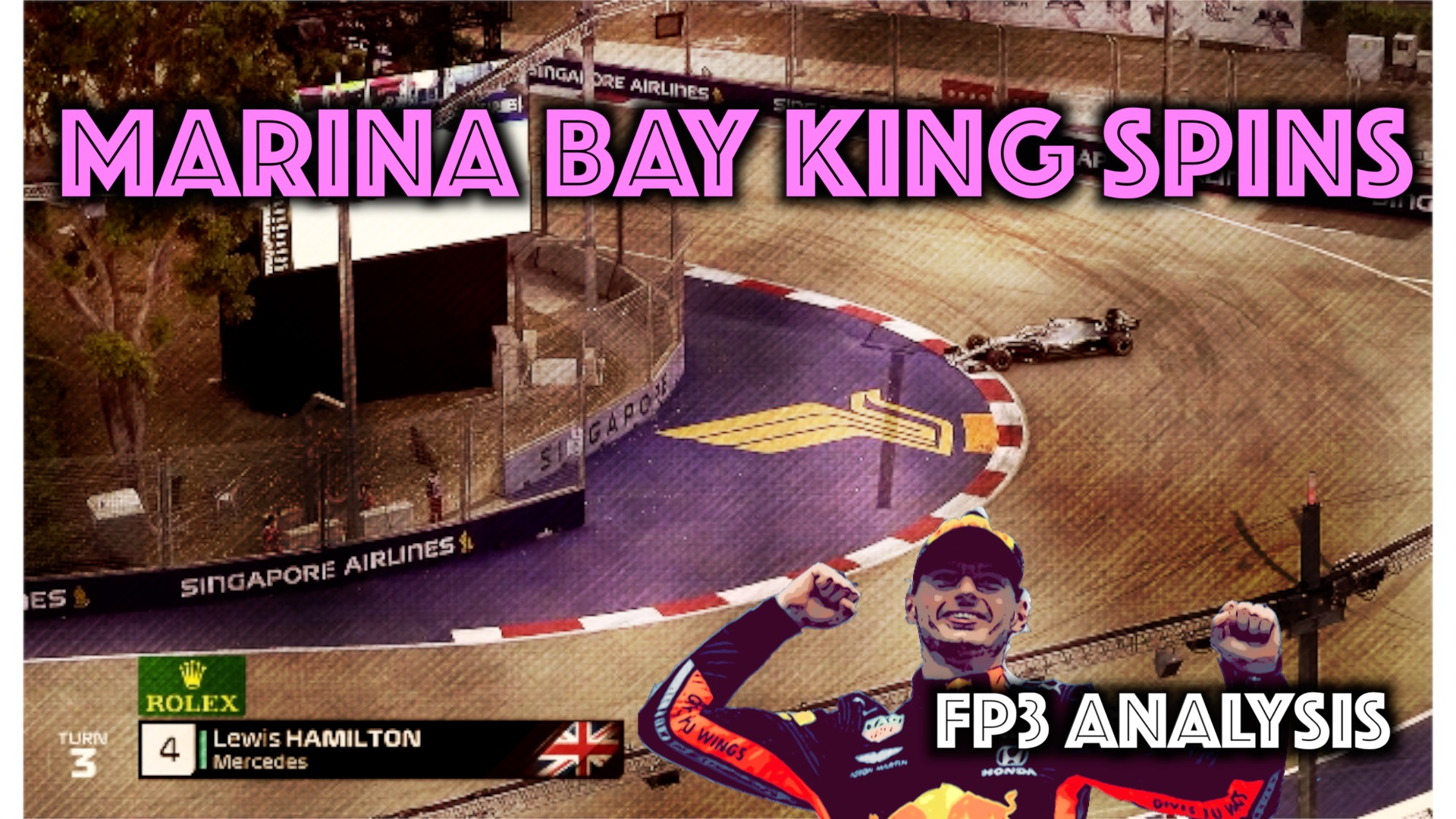 Singapore Grand Prix FP3 Results: 2019 F1 Analysis & Commentary