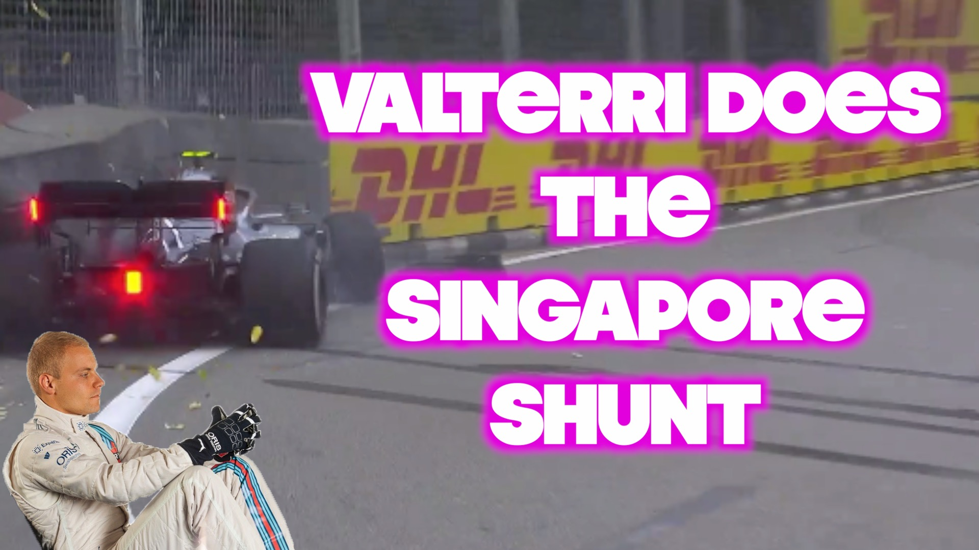 Singapore Grand Prix FP1: 2019 F1 Results & Commentary