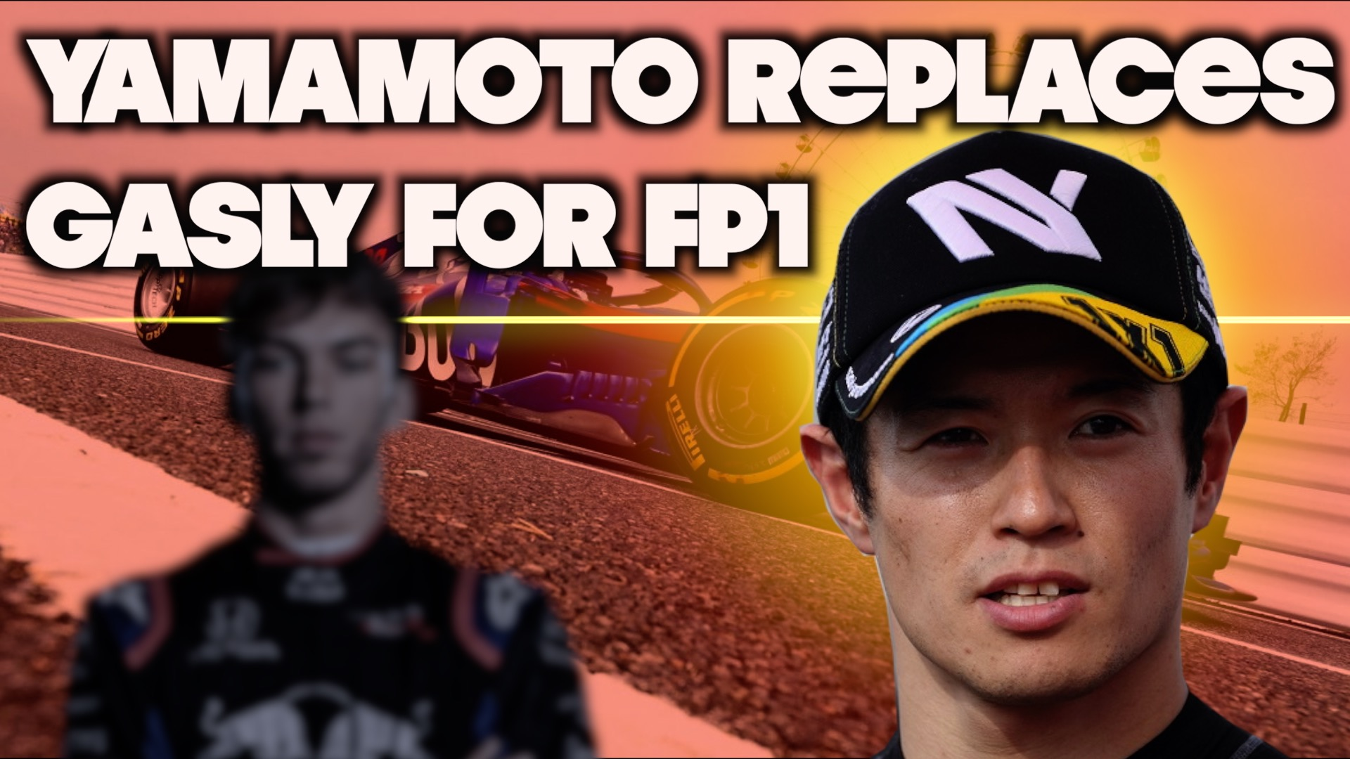 Naoki Yamamoto Will Replace Gasly For FP1 At Japan GP: F1 News Videos