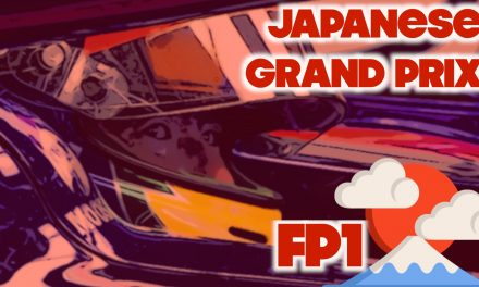 Japanese Grand Prix FP1 Results