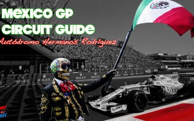 Mexican Grand Prix Tyre Analysis [INTERACTIVE INFOGRAPHIC]