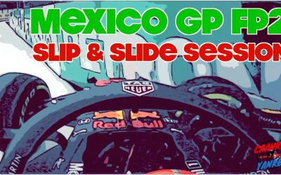 Mexican Grand Prix FP2 Results