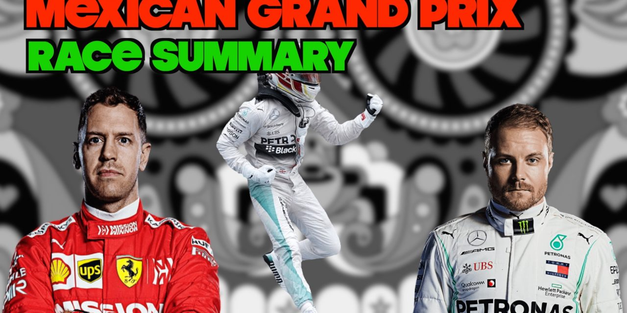 Mexican Grand Prix Results – How Lewis Defied Laws Of Physics To Win