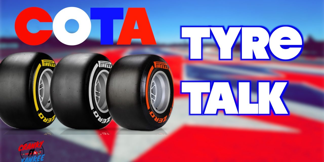 United States Grand Prix Tyre Guide [INFOGRAPHIC]