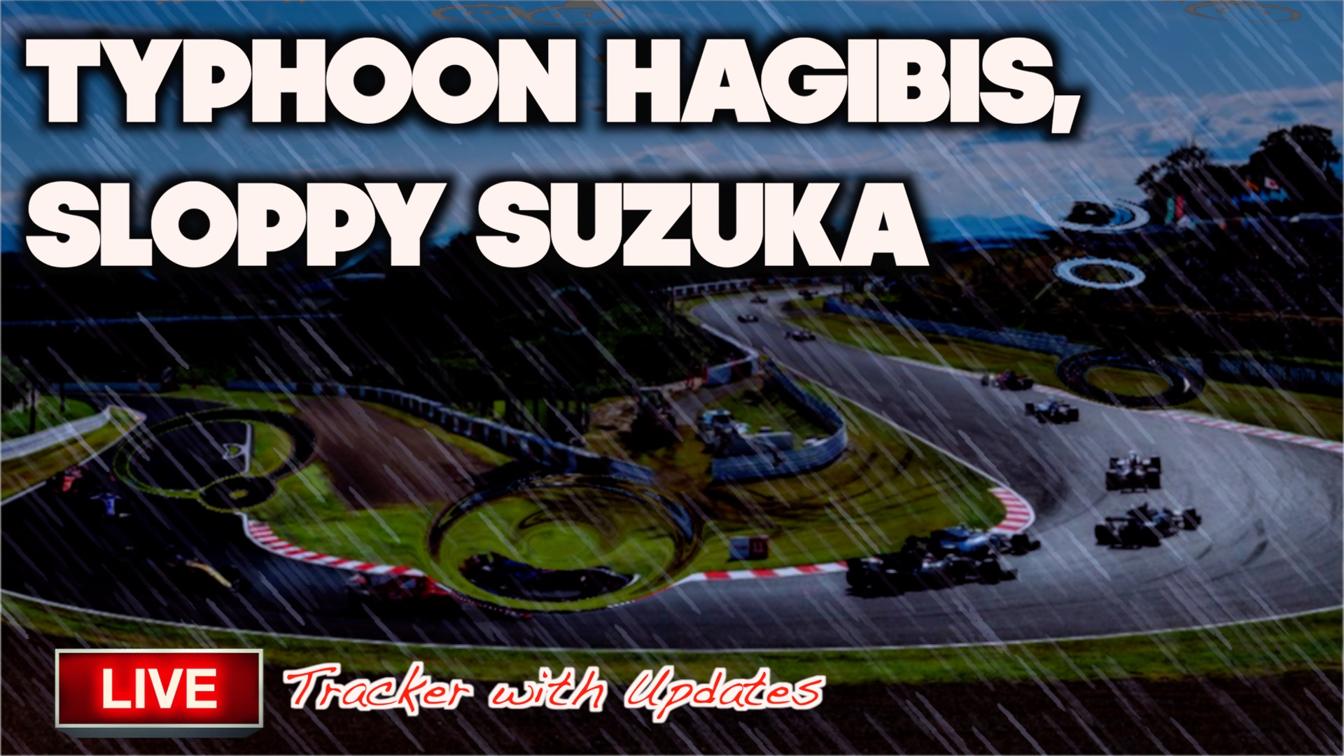 Typhoon Hagibis Set To Hit The Japanese Grand Prix: F1 News Videos