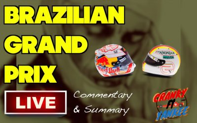 Brazilian Grand Prix Live Commentary: Formula 1 Analysis As it Happened