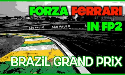 Brazilian Grand Prix FP2 Results