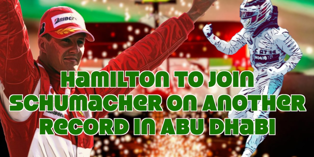 Another Lewis Hamilton Record Could Have Him Join Rare Formula 1 Air