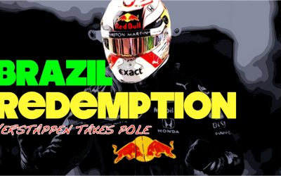 Brazilian Grand Prix Qualifying Live Commentary, Results, & Summary