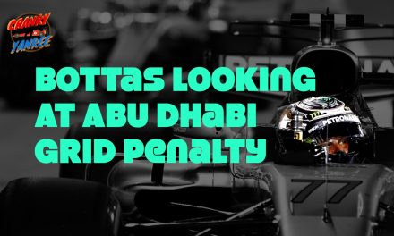 Valtteri Bottas Abu Dhabi Grid Penalty Looms From Brazil PU Issues