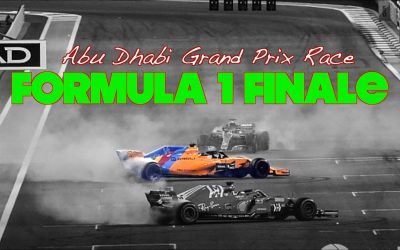Formula 1 Abu Dhabi Grand Prix Race Summary & Results