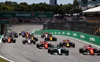 What Does The Brazilian Grand Prix Starting Grid Look Like? (Pictures)