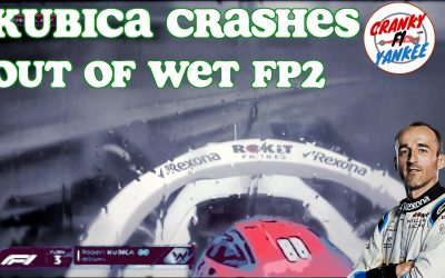 Kubica Wrecks Into Wall During Brazilian Grand Prix: F1 Onboard Videos