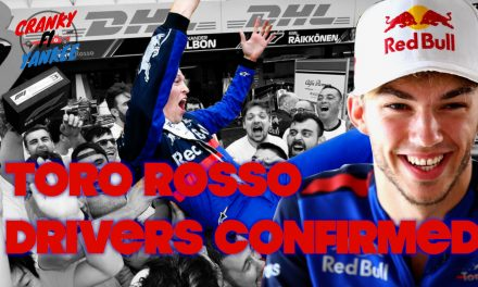 Toro Rosso and Red Bull Confirm Their Driver Lineups For The 2020 F1 Season: F1 News Videos