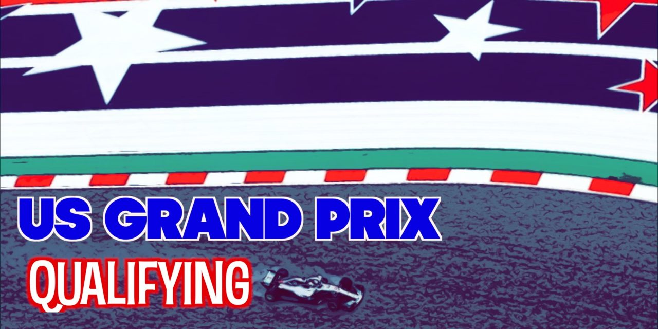 United States Grand Prix Qualifying Results