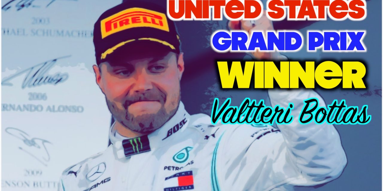 United States Grand Prix Race Results