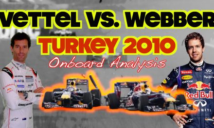 Vettel & Webber Turkey 2010 Onboard Analysis: F1 Onboard Videos