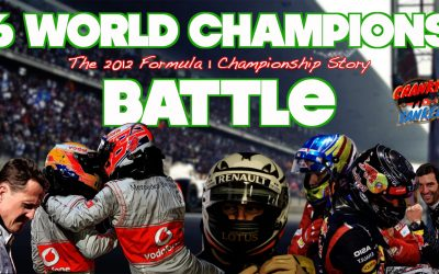 Formula 1 2012 Season – The Battle Of Living Legends: F1 Original Videos