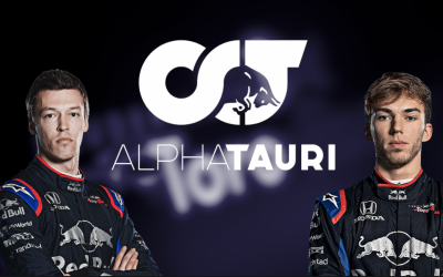Alpha Tauri Formula 1 2020 Team Name Switch From Toro Rosso