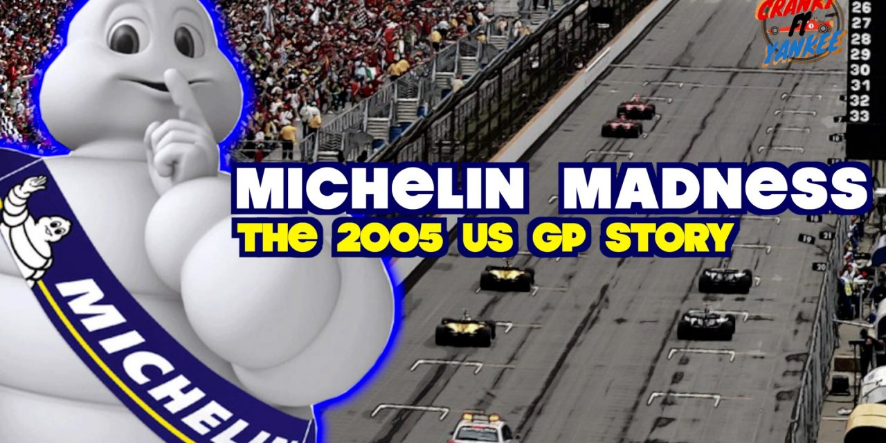 The Farcical Tale Of The 2005 United States Grand Prix (Transcript + Video)