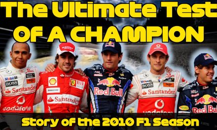 The Thrilling Story Of The Formula 1 2010 Season: F1 Original Videos