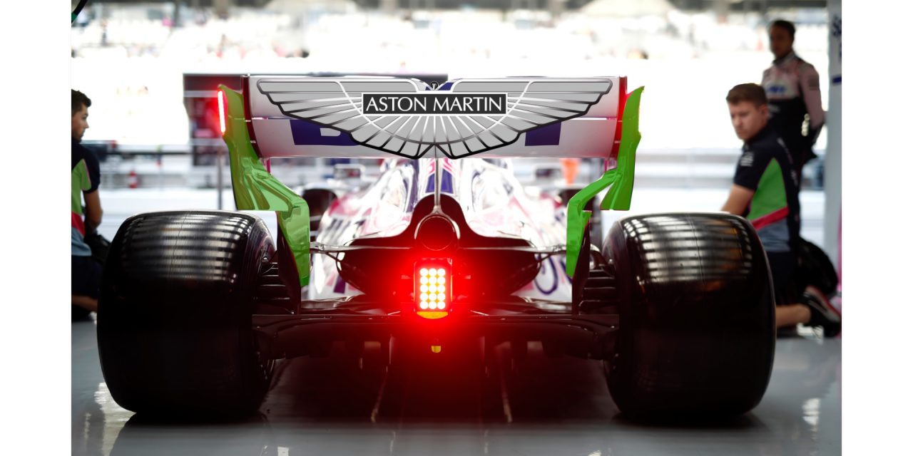 Aston Martin Returns To Formula 1 By Way Of Stroll & Racing Point
