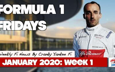 F1 News 2020 January Week 1 Update: Formula 1 Fridays
