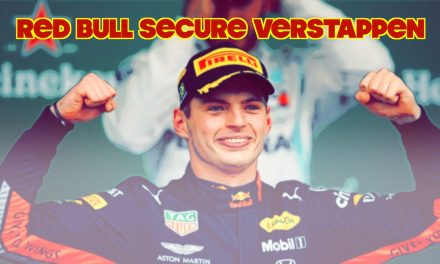 Red Bull Retains Verstappen Through 2023