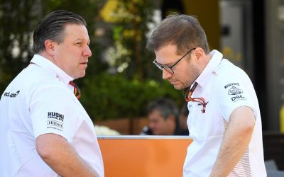 McLaren Pulls Out Of The Australian Grand Prix Due To Coronavirus