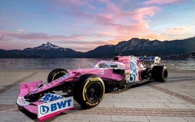 Is The Racing Point RP20 Just A Pink Mercedes?