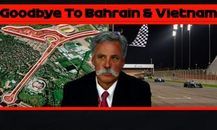 Bahrain and Vietnam Grand Prix Postponed