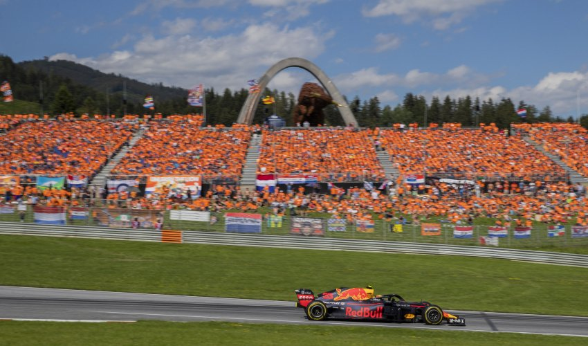 Styrian Grand Prix FP2 Results