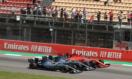The Spanish Grand Prix Start Could Mean The End Of The 2020 Title Battle
