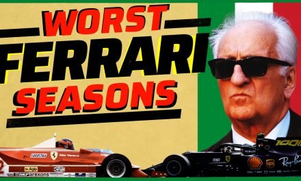 Where Does Ferrari's 2020 Season Rank Amongst Worst Seasons Ever?