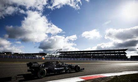 Eifel Grand Prix FP3 Proves Race Day May Have Surprises