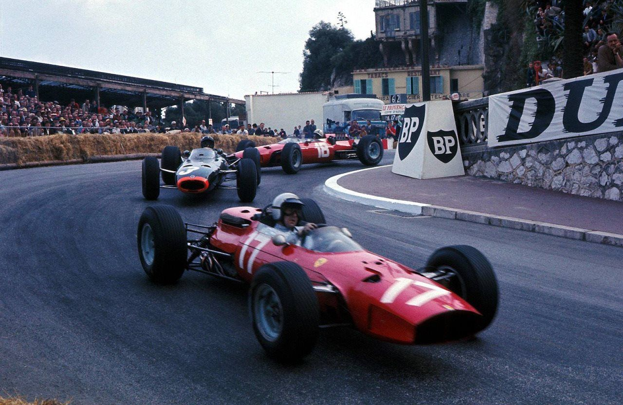 DRIVE TO SURVIVE F1 CAR NO WINGS 1963