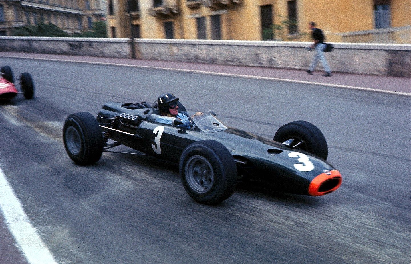 DRIVE TO SURVIVE F1 CAR NO WINGS 1965