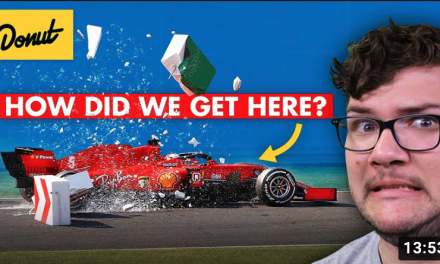 Donut Media & CYM Analyze Ferrari's 2020 Dismal Season