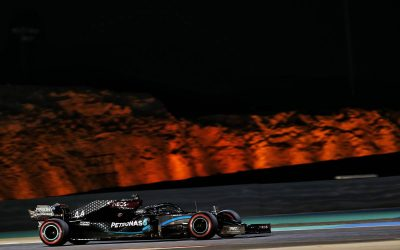 Bahrain Grand Prix Qualifying: Mercedes Goes 1-2 for the 11th Time