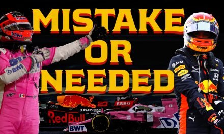 The Worst Seat In Formula 1: Why Red Bull Picked Perez [EXPLAINED]